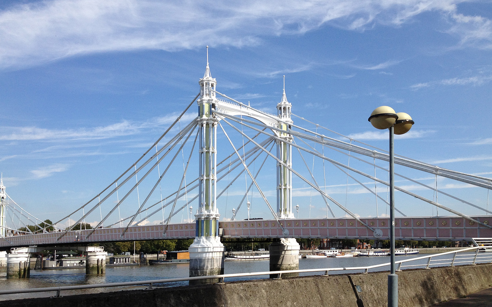 Albert Bridge 11 September 2015