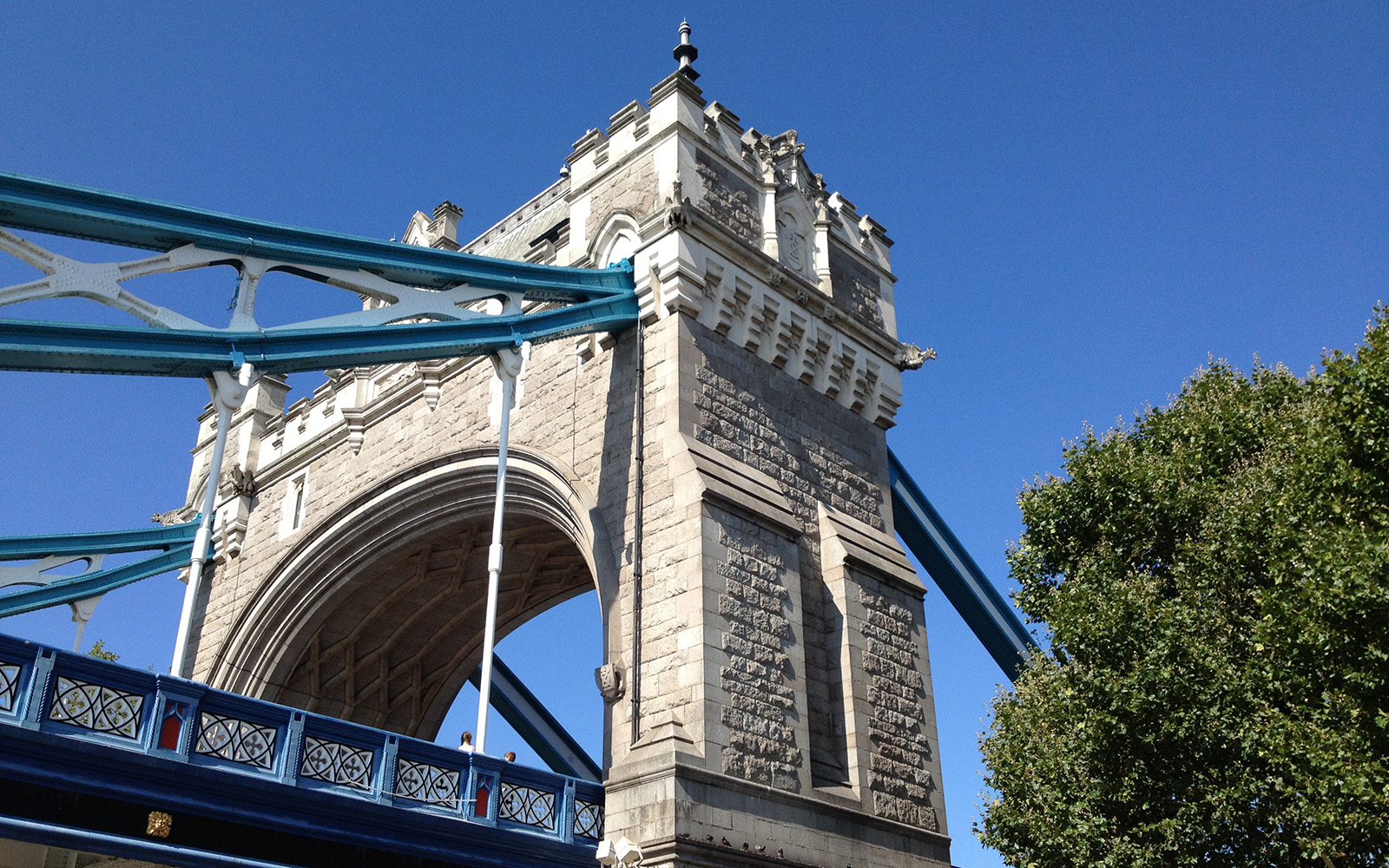 Tower Bridge 10 September 2015