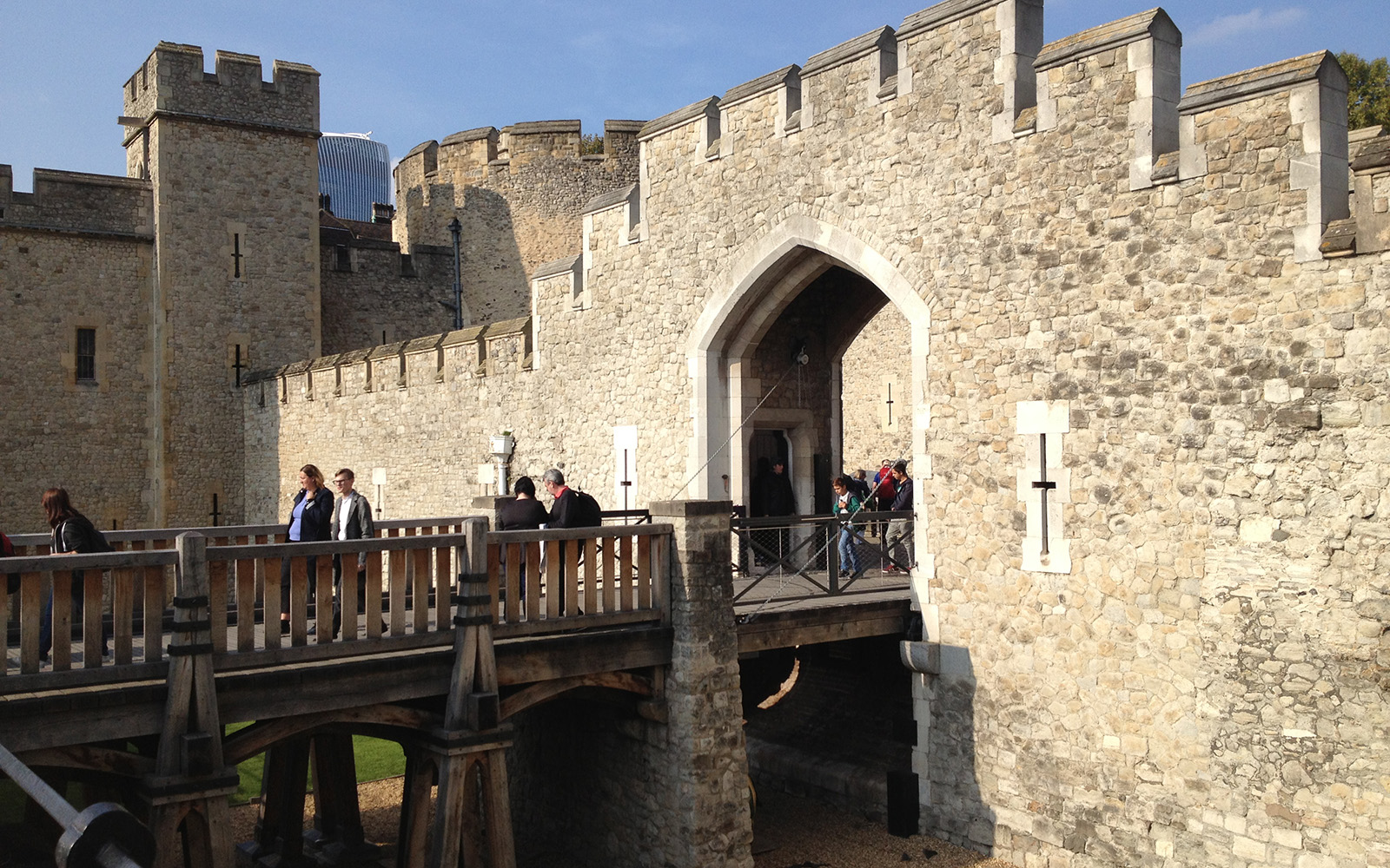 Tower of London, 4 October 2015