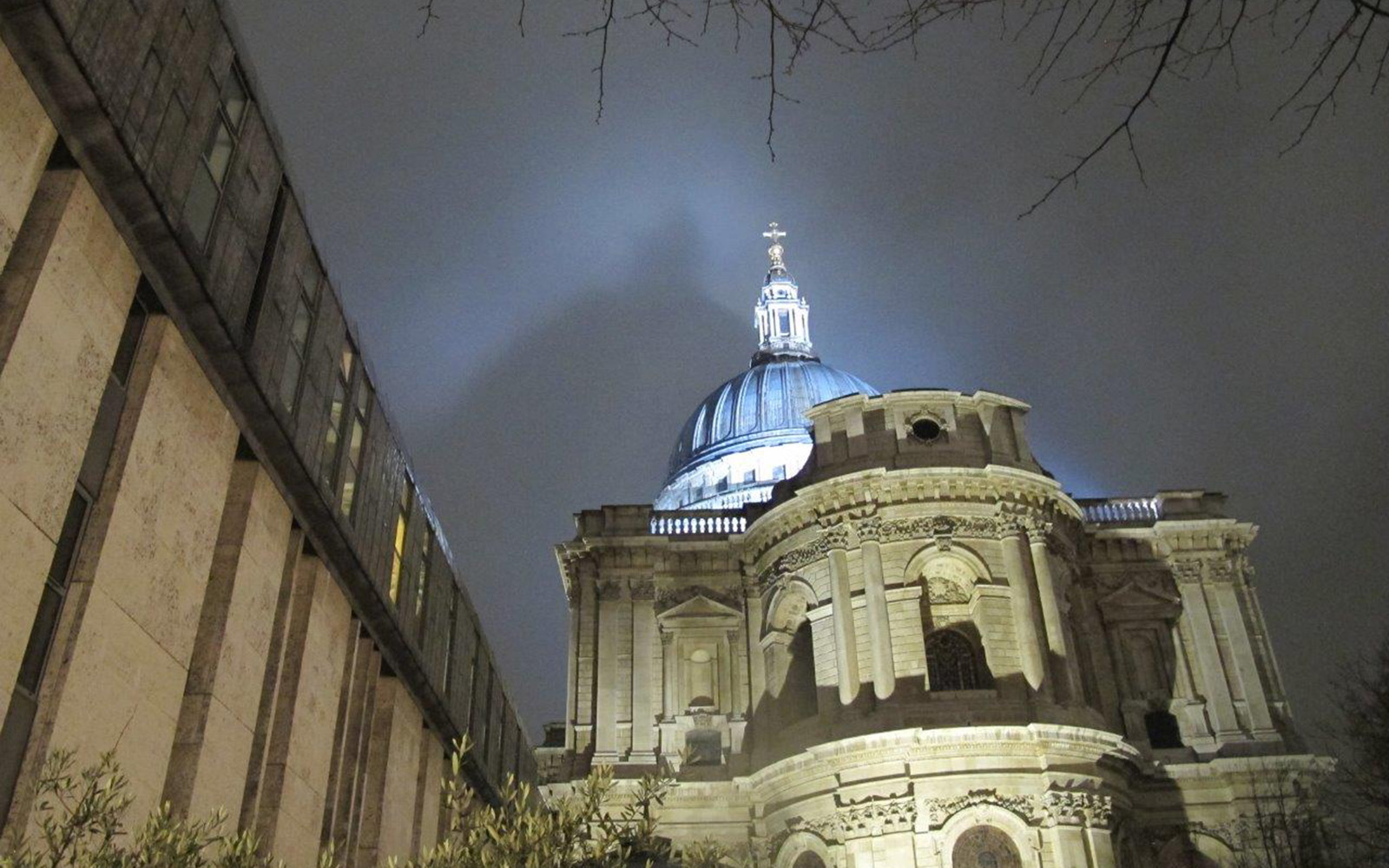 St Paul S At Night