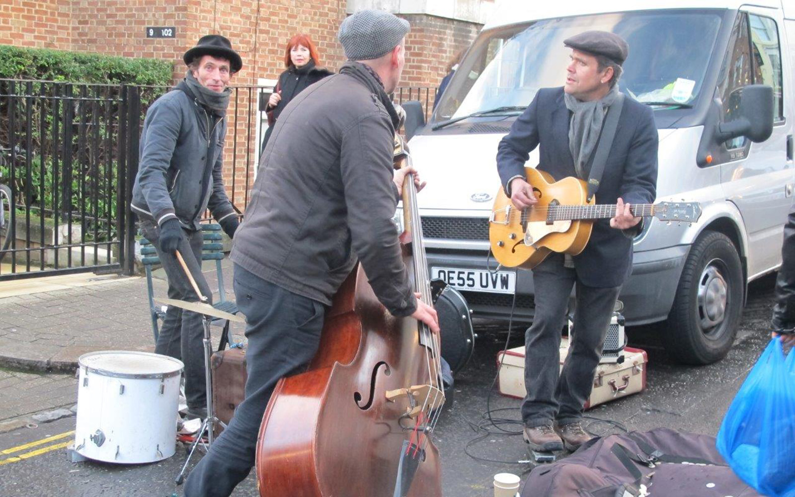 Musicians From Notting Hill