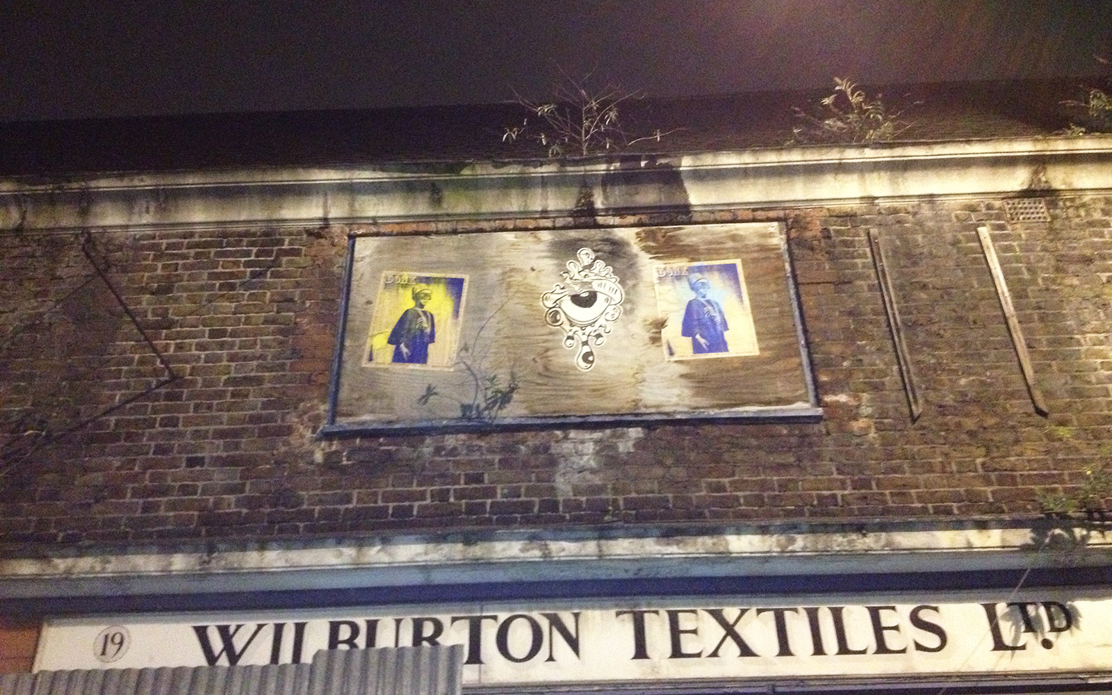 White Chapel, Jack The Ripper Tour, 7 October 2015