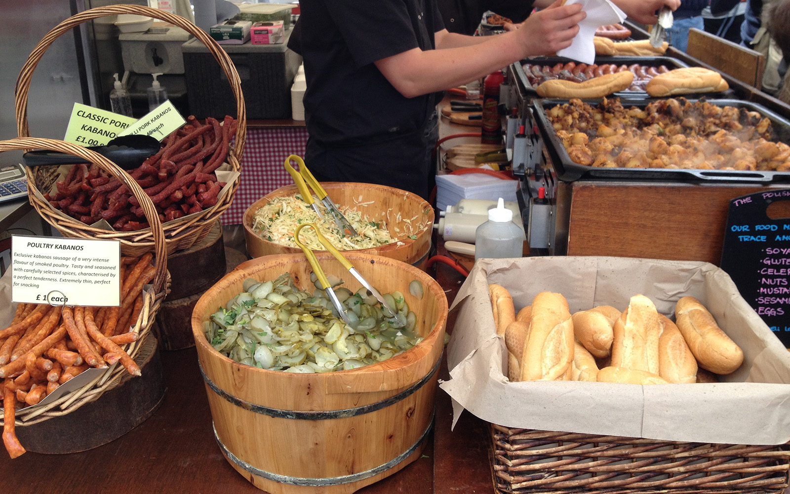 South Bank Spanish Food Festival, 4 May 2015