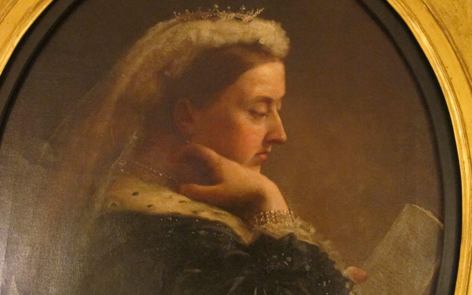 Beautiful Queen Victoria