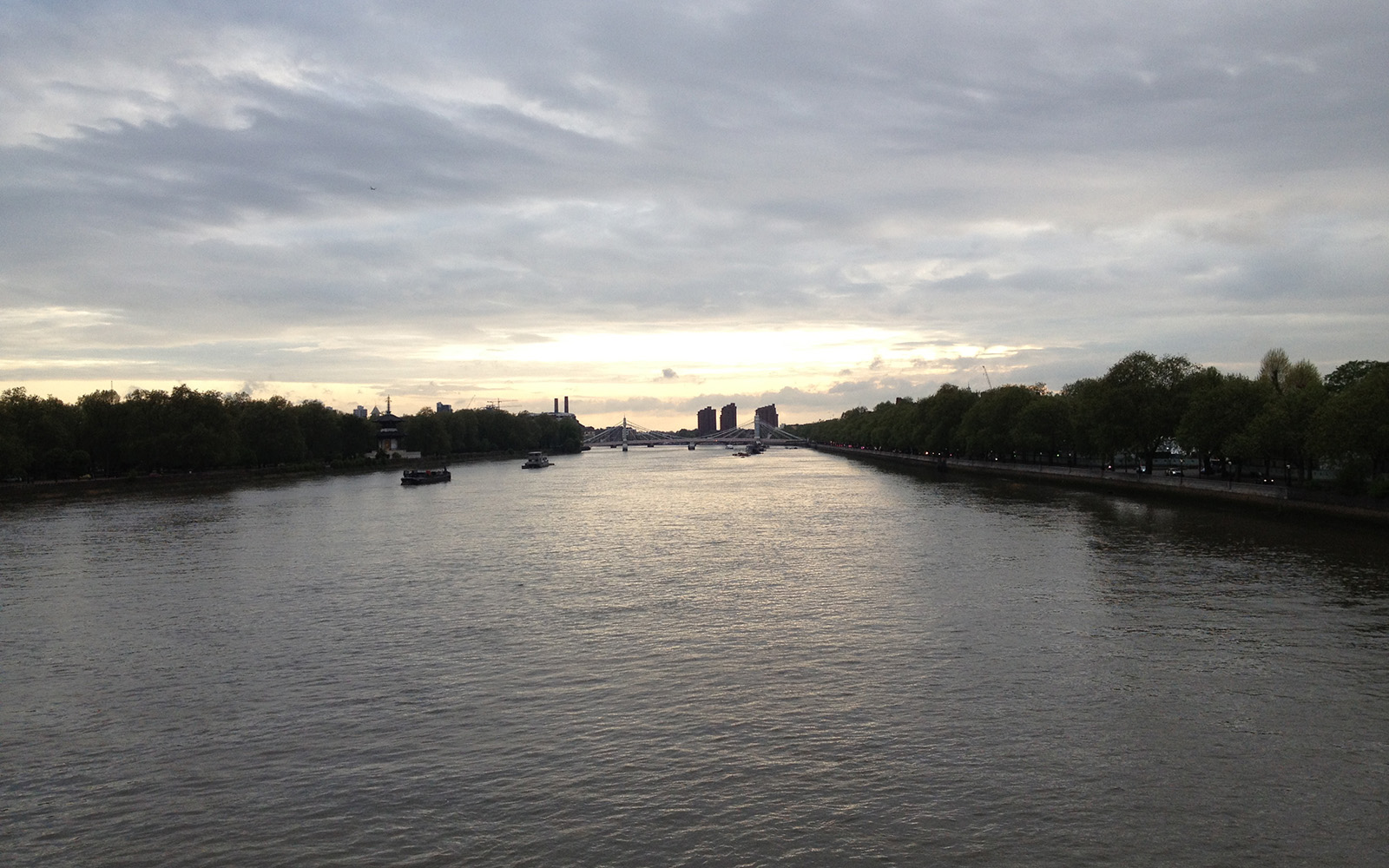 London Panorama, May 2015