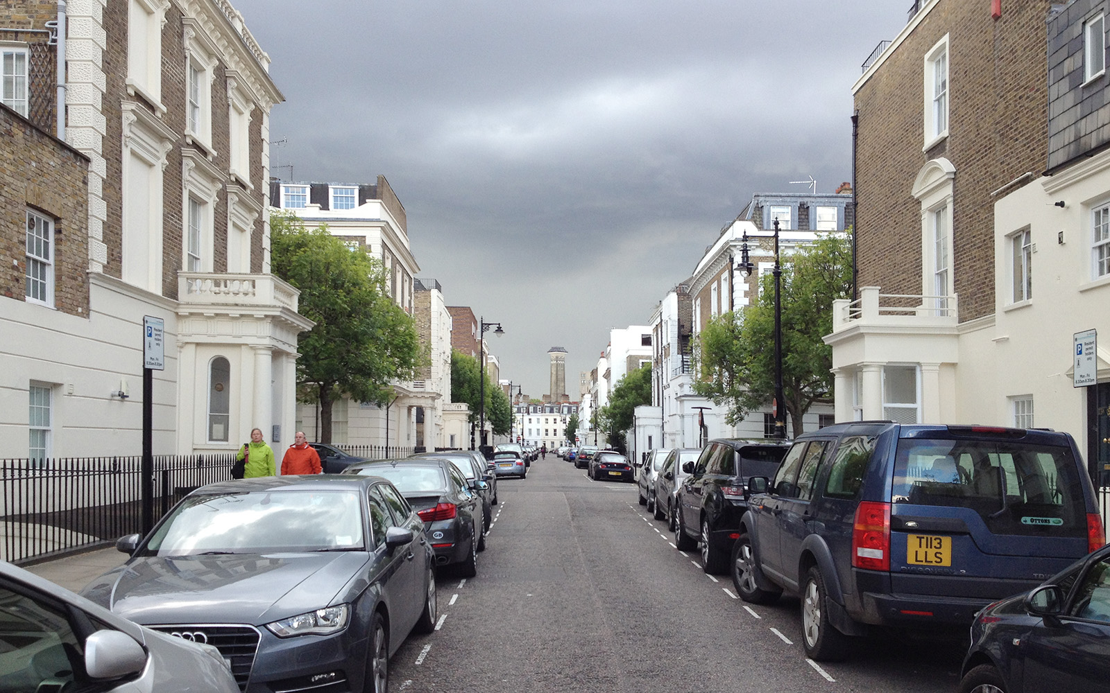 Panorama, Pimlico, May 2015