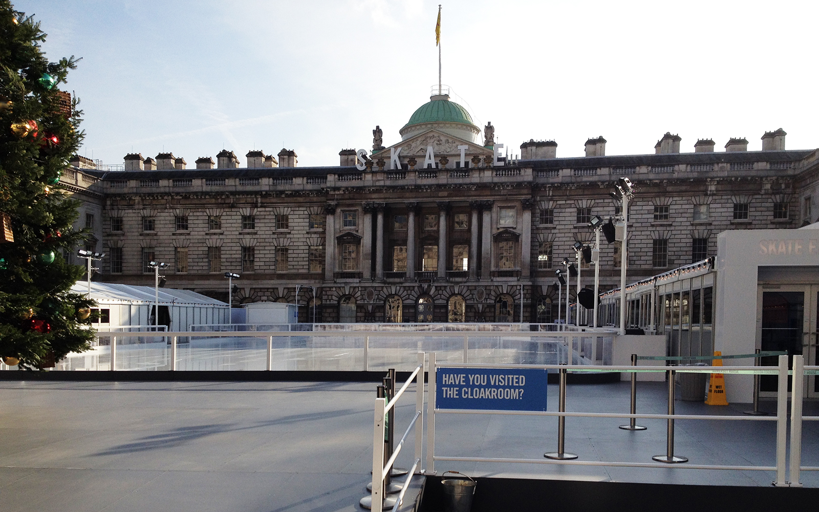 Somerset House 11 November 2016